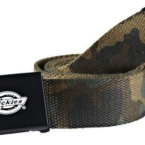 Dickies חגורת אבזם עם לוגו לגברים ORCUTT דיקיס