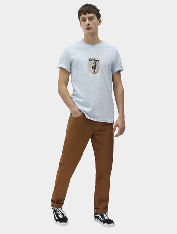 Dickies חולצת טי קצרה BAUDETTE דיקיס