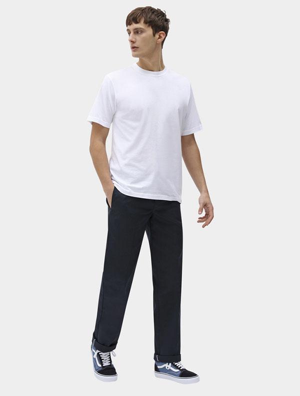 Dickies מכנסי עבודה ישרים 873 דיקיס