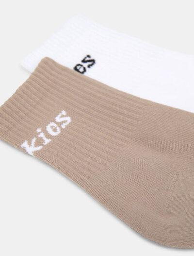 Dickies מארז 2 זוגות גרביים CARLYSS דיקיס