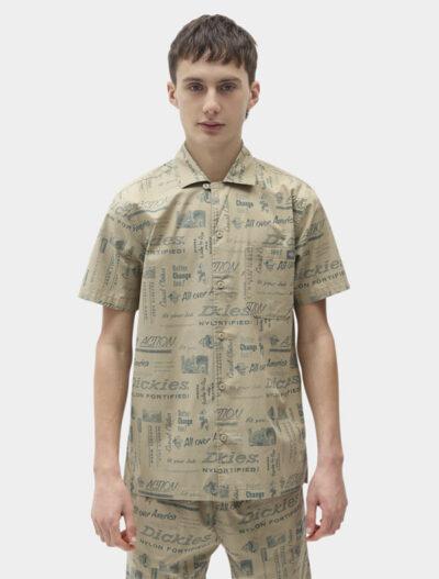 Dickies חולצה מכופתרת PILLAGER דיקיס
