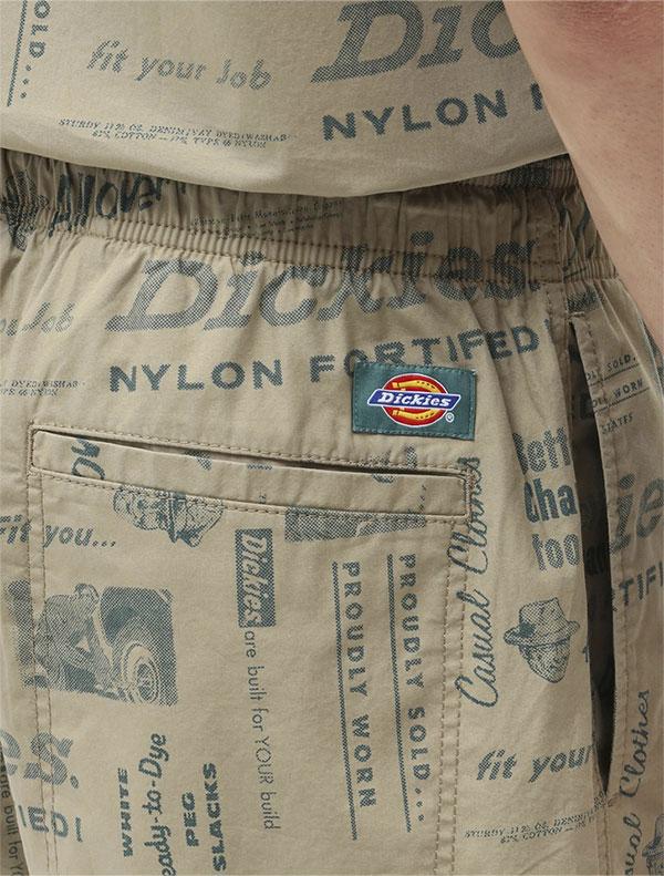 Dickies מכנסיים קצרים PILLAGER דיקיס
